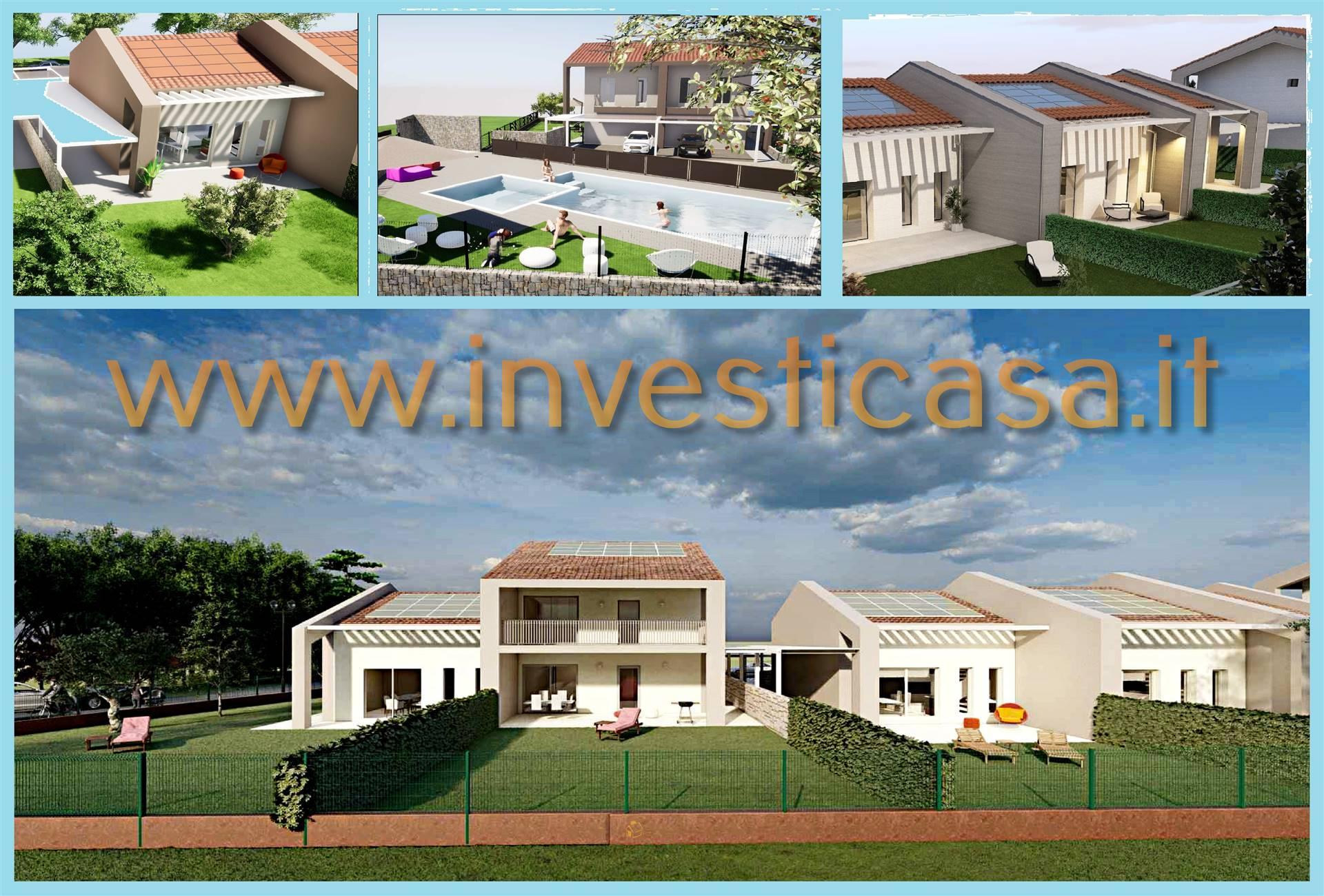 Appartamento in vendita a Costermano, 4 locali, zona Località: CASTION VERONESE, prezzo € 285.000 | CambioCasa.it