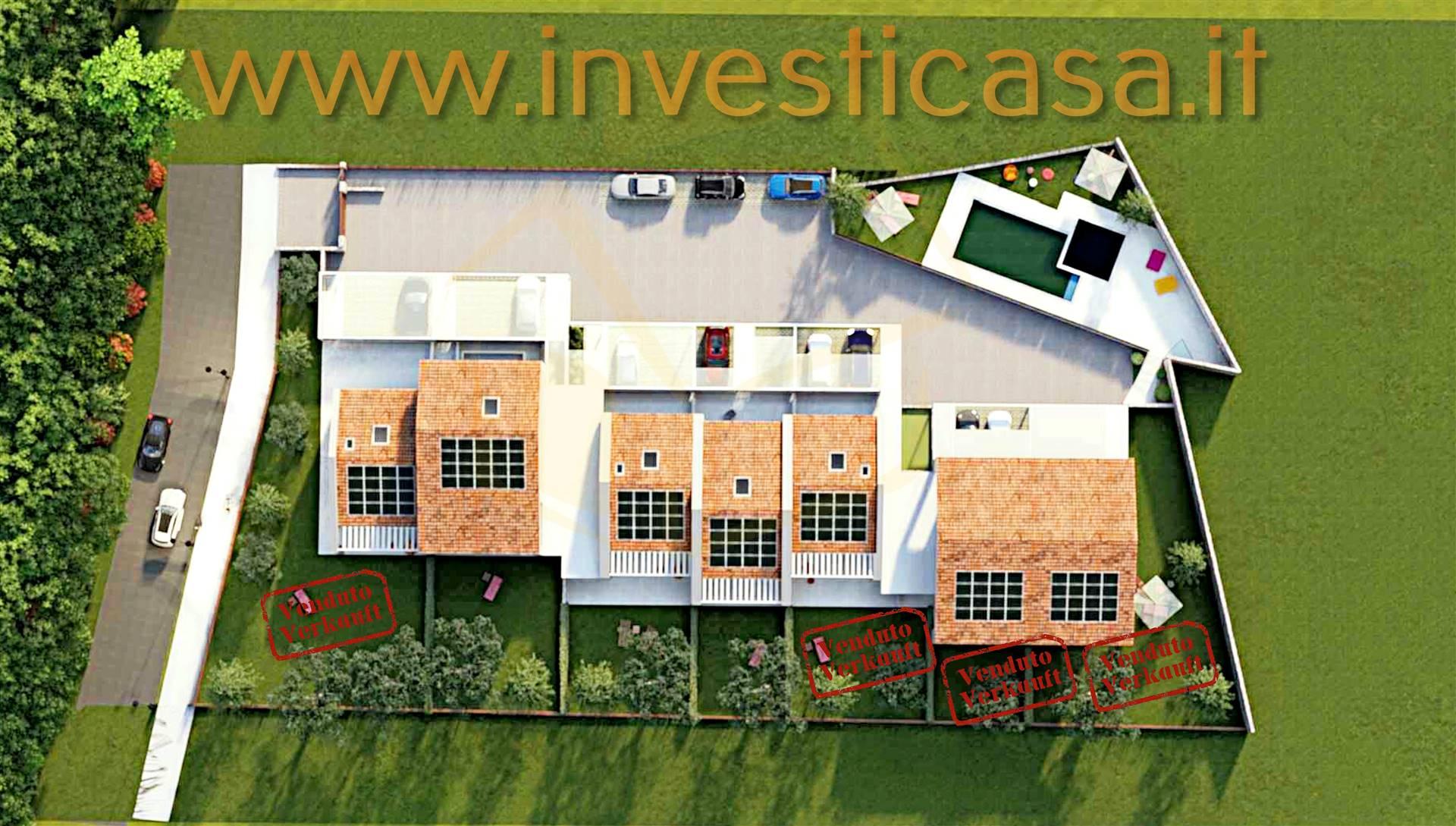 Appartamento in vendita a Costermano, 3 locali, zona Località: CASTION VERONESE, prezzo € 285.000 | CambioCasa.it