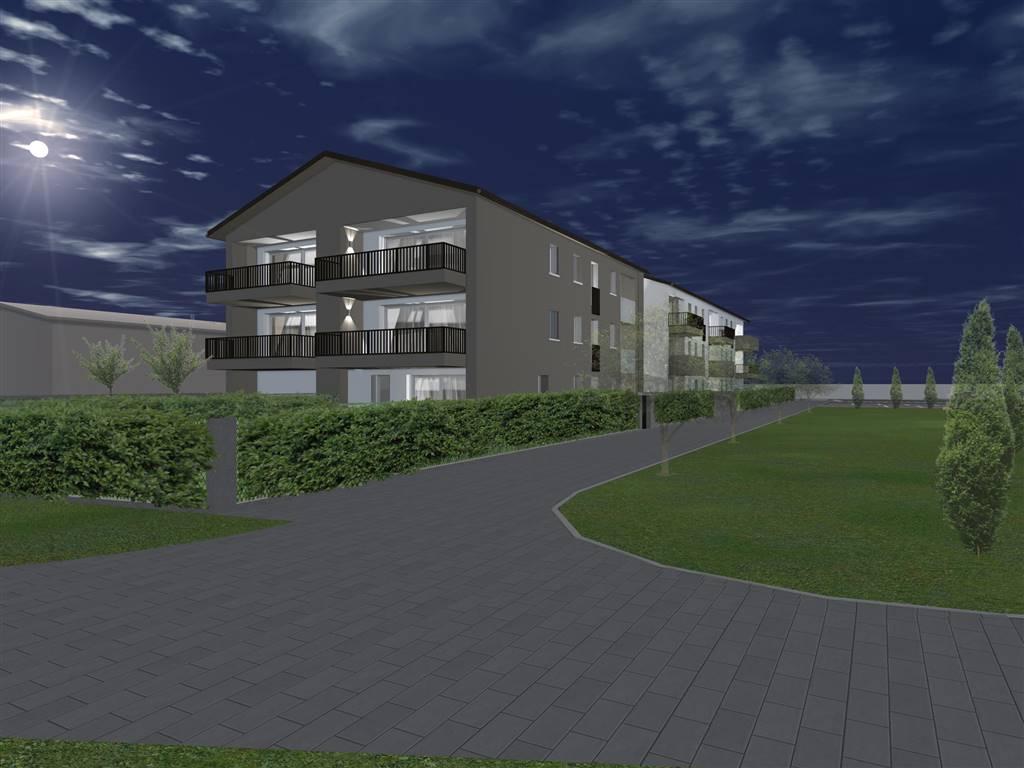 PROSSIMA COSTRUZIONE, elegante palazzina in posizione ideale per la vicinanza al centro. Proponiamo appartamento al SECONDO ed ULTIMO PIANO con