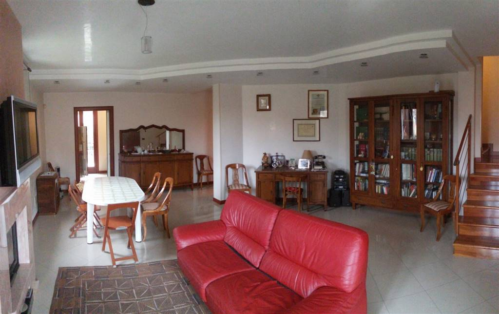 FRAZIONI: CALTANA, SANTA MARIA DI SALA, Duplex villa for sale of 140 Sq. mt., Almost new, Heating To floor, Energetic class: B, Epi: 77 kwh/m2 year,