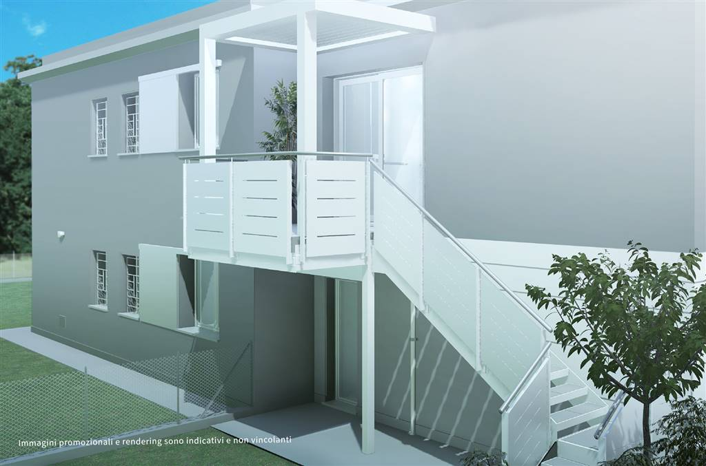 In pieno centro a SCORZE', fantastiche palazzine di 3 unità l'una, con appartamenti completamente indipendenti. Caratterizzati da un livello