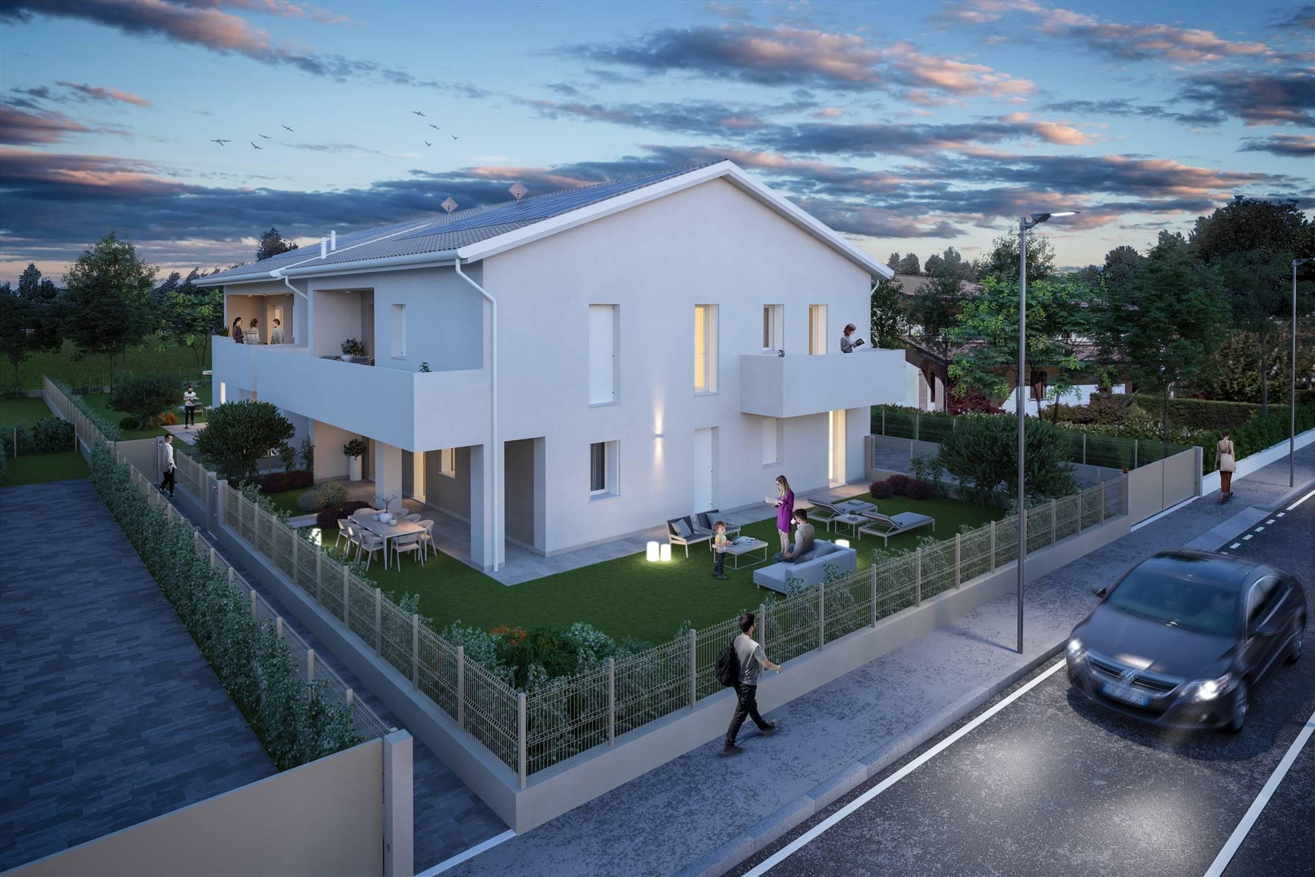 Appartamento in vendita a Martellago, 4 locali, zona ne, prezzo € 279.000 | PortaleAgenzieImmobiliari.it