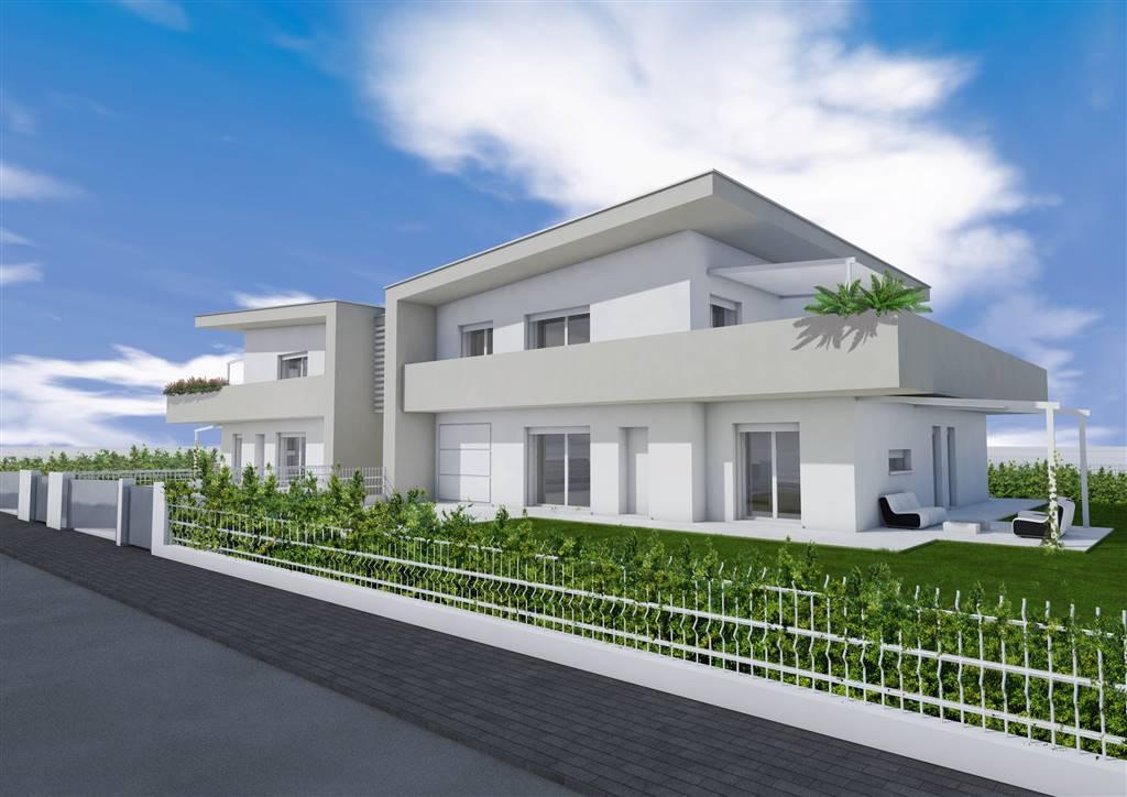 Situato in zona residenziale signorile di OLMO di MARTELLAGO, proponiamo ultimo appartamento in fase di costruzione, composto da ingresso