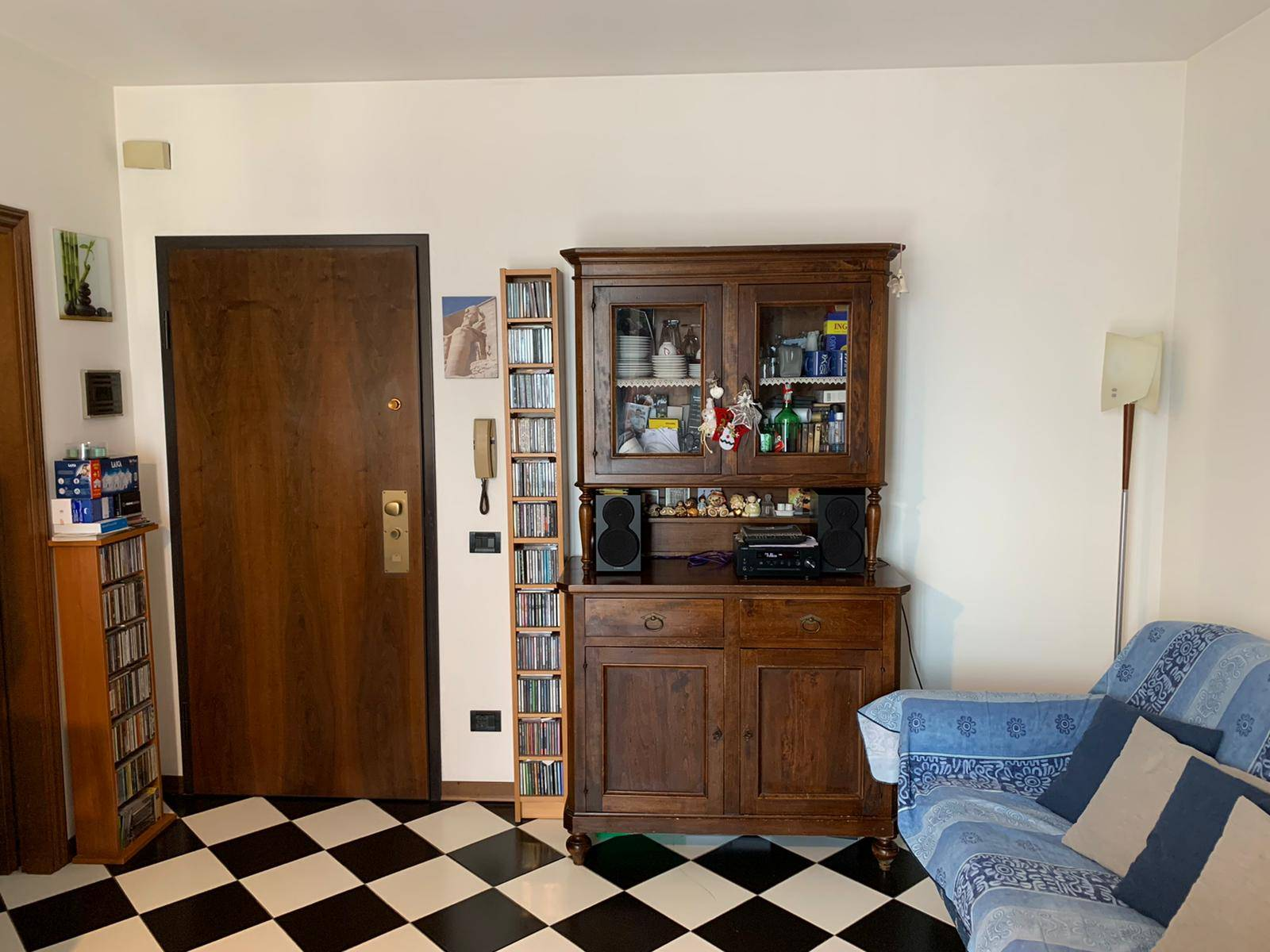 PARROCCHIA SAN BARTOLOMEO APOSTOLO IN SALZANO, SALZANO, Apartment for sale of 45 Sq. mt., Good condition, Heating Individual heating system,
