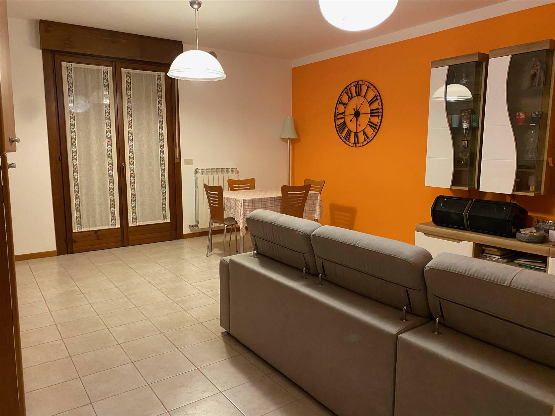 MAERNE: proponiamo in vendita ottimo mini appartamento con ingresso su ampio soggiorno con angolo cottura e accesso al terrazzo esposto ad ovest,