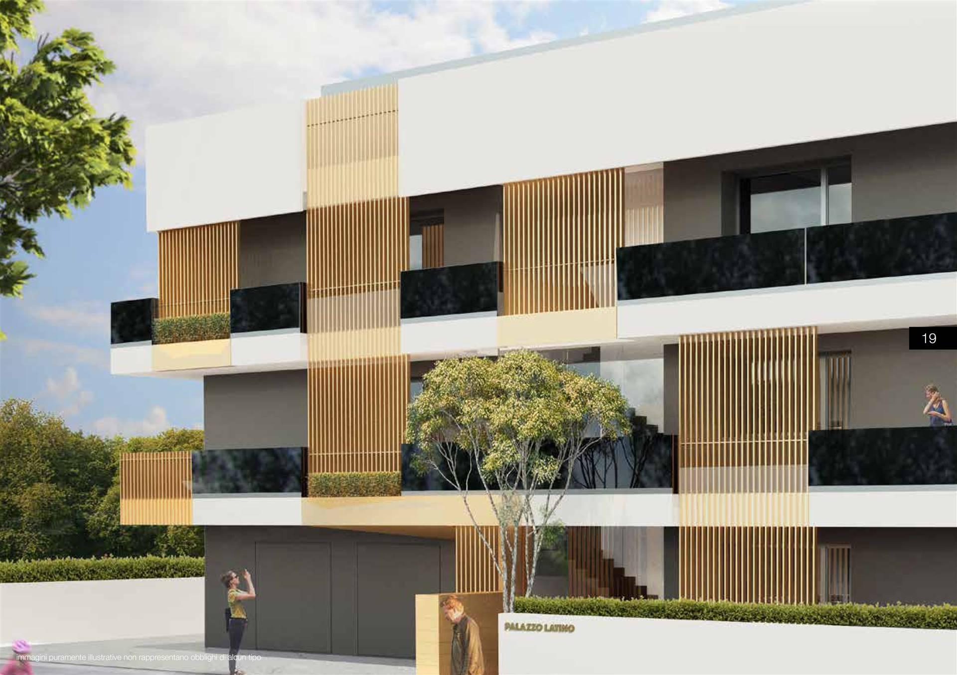 OLMO CENTRO: proponiamo in vendita appartamento di nuova costruzione in un condominio di sole 6 unità abitative, in una tranquilla zona residenziale