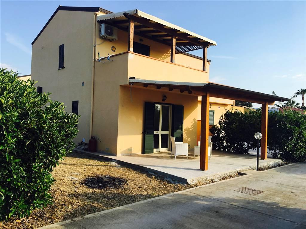 Villa, Lascari, in nuova costruzione
