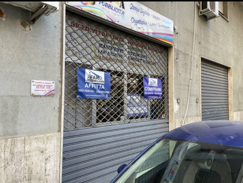 CIVICO, PALERMO, Warehouse for rent of 65 Sq. mt., Good condition, Heating Non-existent, Energetic class: G, placed at Ground, composed by: 1 Room, 1