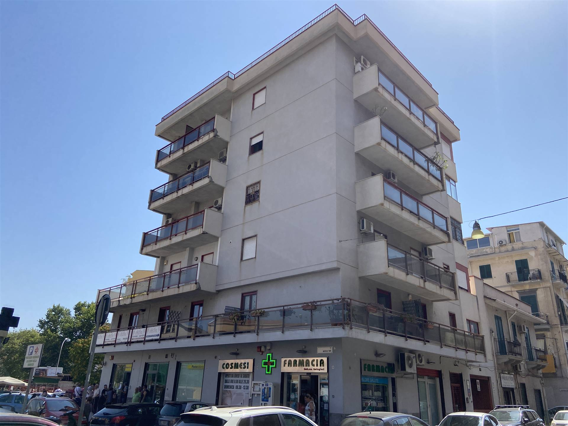CORSO TUKORY, PALERMO, Office for rent of 65 Sq. mt., Habitable, Heating Individual heating system, Energetic class: A, Epi: 46,7 kwh/m3 year, placed