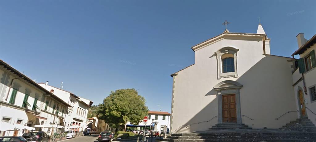 Villino, San Domenico, Settignano, Firenze, ristrutturato