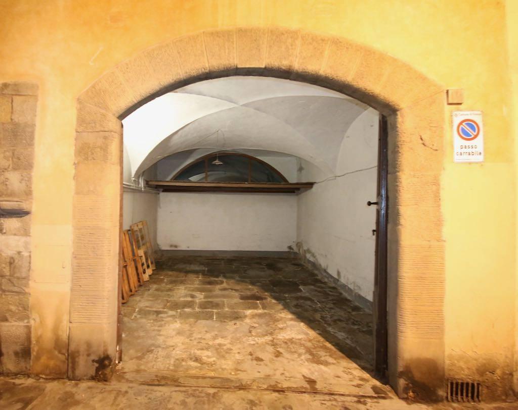 Garage / Posto auto, Santa Croce, Sant' Ambrogio, Firenze, abitabile