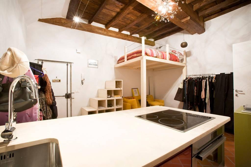Monolocale, Centro Oltrarno, Santo Spirito, San Frediano, Firenze, in ottime condizioni