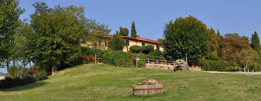 Farm holidays in DICOMANO