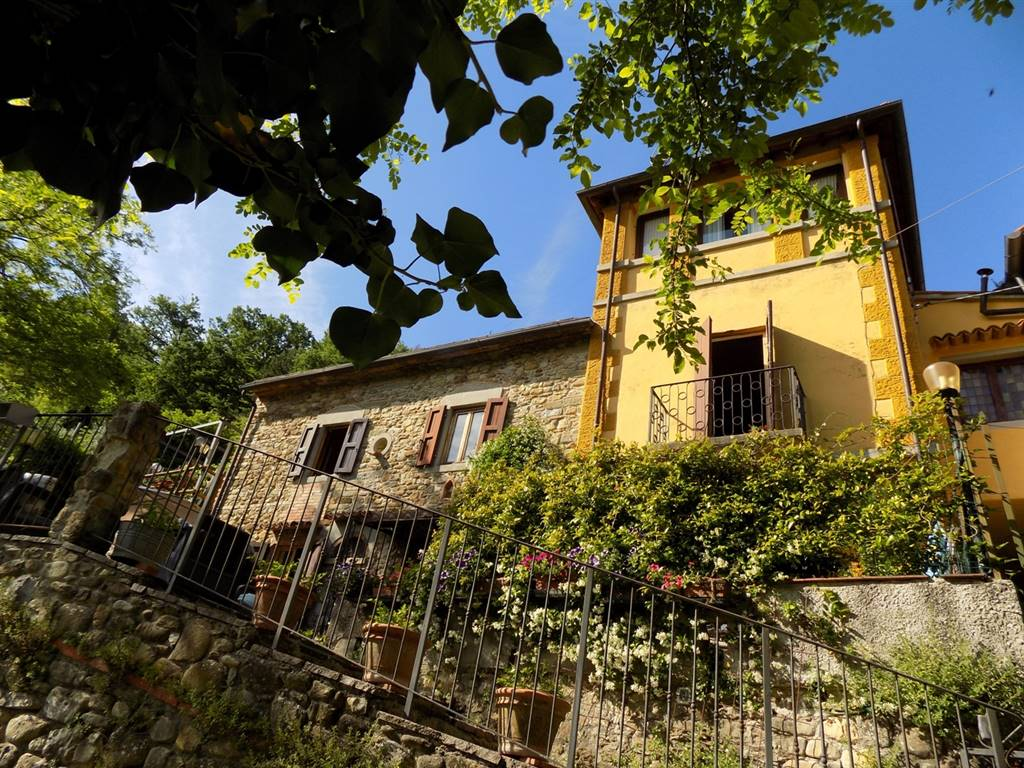 Main Farmhouse in BORGO SAN LORENZO