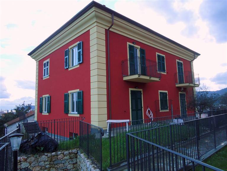 Villa, Migliarina, La Spezia, in nuova costruzione