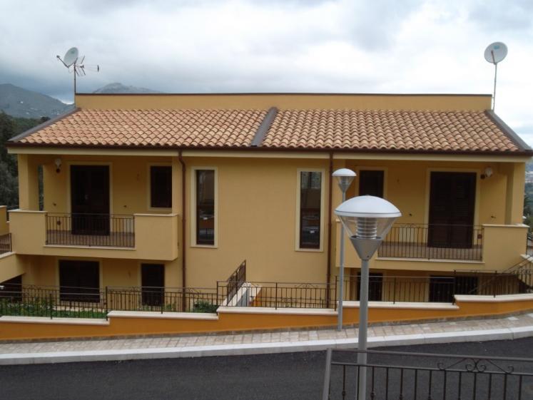 Villa, Altofonte, in nuova costruzione