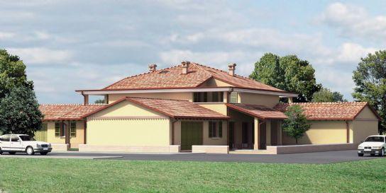 Casa semi indipendente a COLLECCHIO