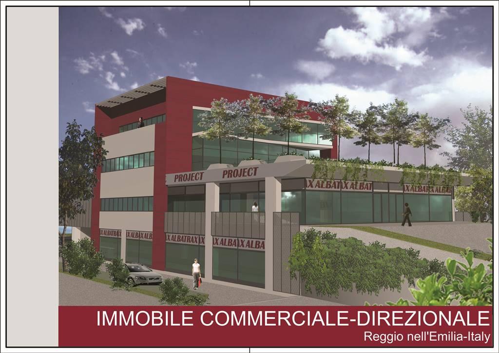 Ufficio, Pieve Modolena,cella, Reggio Emilia, in nuova costruzione