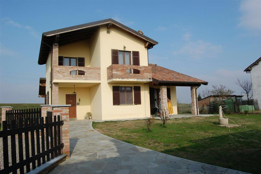 Casa singola, Alluvioni Cambio', in nuova costruzione