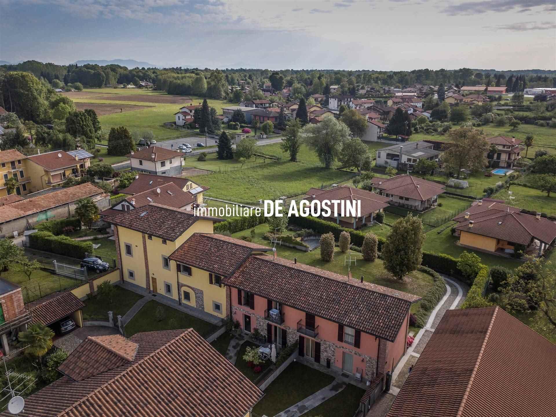 Rustico / Casale in vendita a Agrate Conturbia, 6 locali, zona te, prezzo € 800.000 | PortaleAgenzieImmobiliari.it