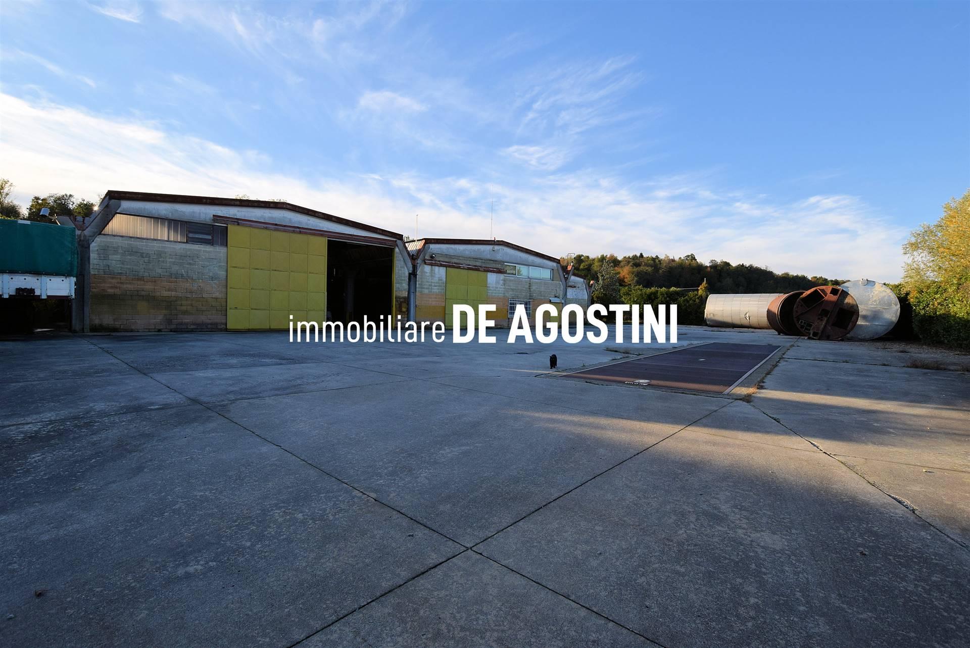 Capannone in vendita a Pombia, 9999 locali, prezzo € 1.500.000   PortaleAgenzieImmobiliari.it