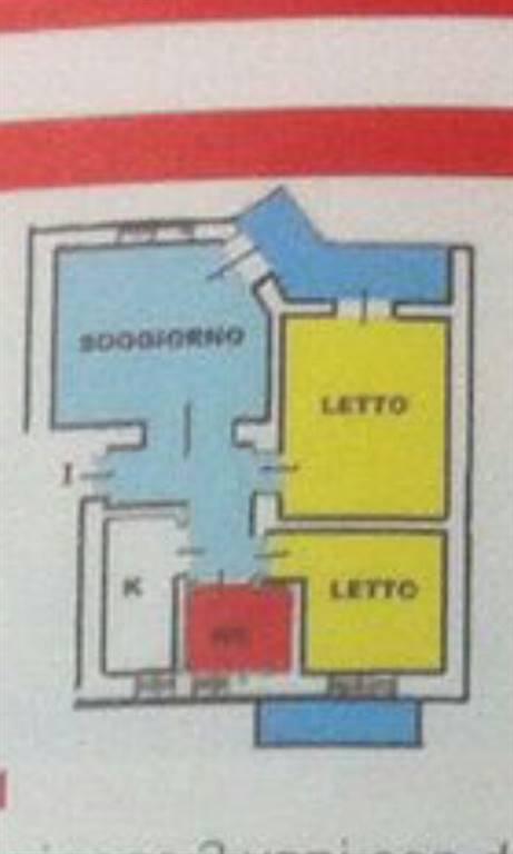 Trilocale, Zona Faro, Bari, abitabile