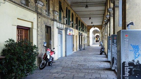 Negozio, Archi, Ancona, ristrutturato