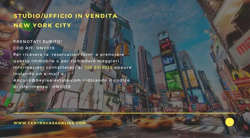 Vendita monolocale new york rif ri hny019 for Monolocale in affitto new york