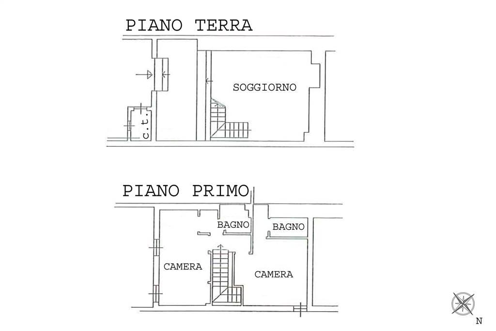 Planimetria dependance