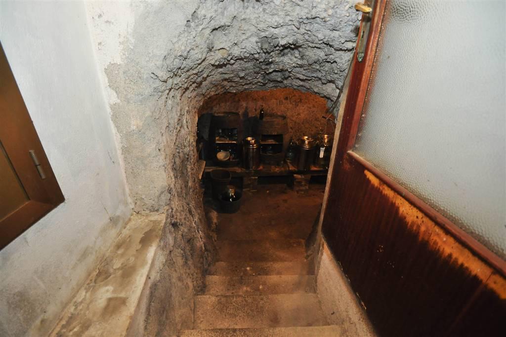 Accesso grotta