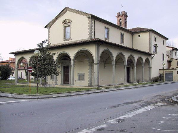Villa, Pietà, Prato