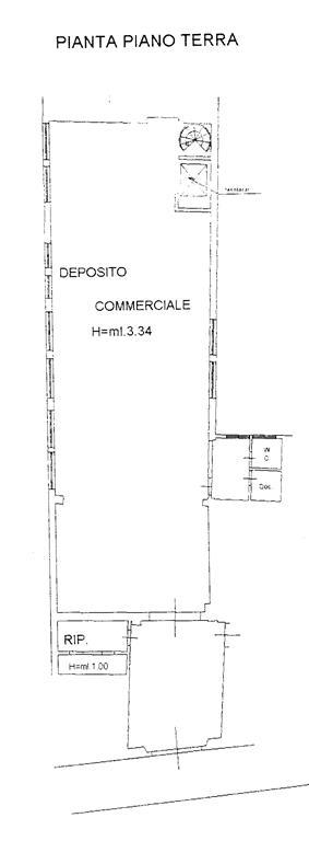 Magazzino, Ciliani, Prato