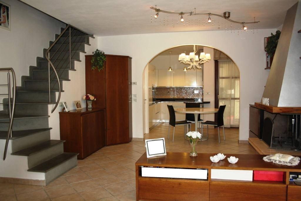 Terratetto, San Giusto, Prato, in ottime condizioni