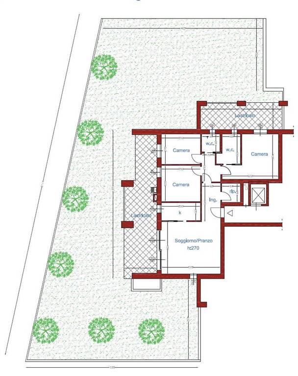 Appartamento, Prato, in nuova costruzione
