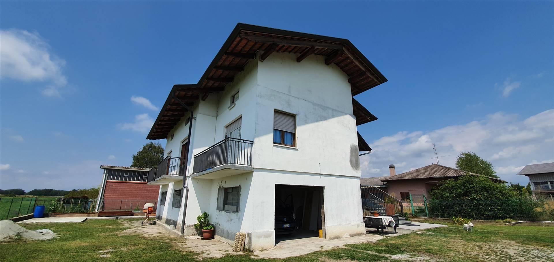 Soluzione Indipendente in vendita a Rovasenda, 4 locali, prezzo € 139.000 | PortaleAgenzieImmobiliari.it