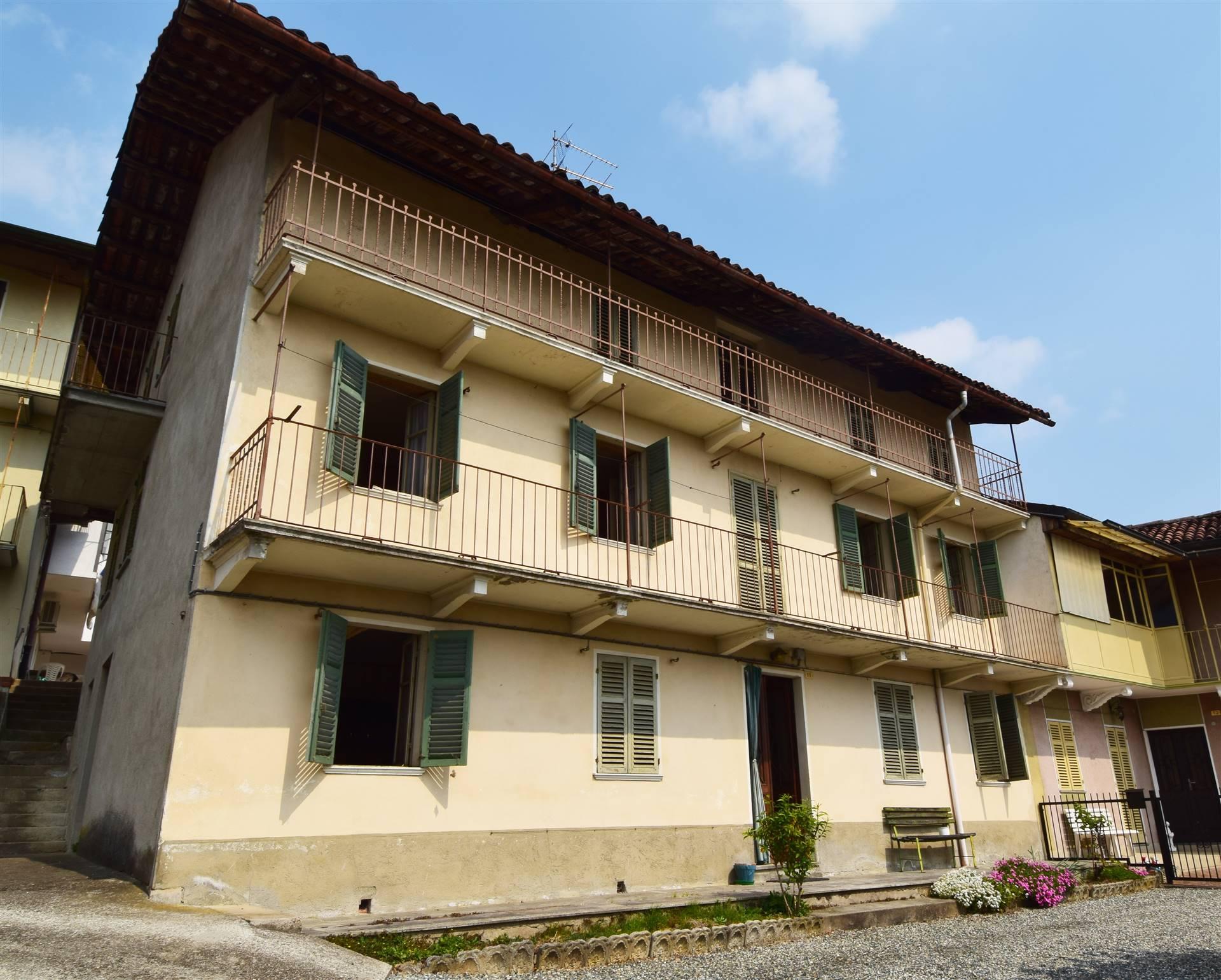 Soluzione Semindipendente in vendita a Occhieppo Superiore, 7 locali, zona Zona: Pasquario, prezzo € 39.000 | CambioCasa.it