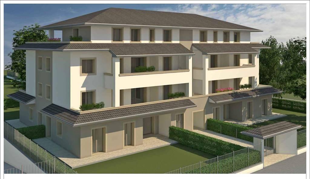 Appartamento in vendita a Pozzo d'Adda, 4 locali, prezzo € 252.000 | CambioCasa.it