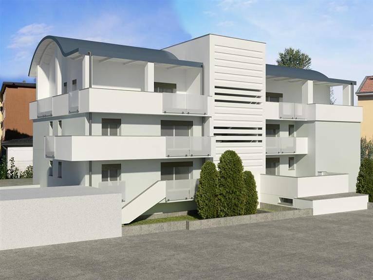 Vendita nuova costruzione via 4 novembre pozzuolo for Software di piano di pavimento del garage