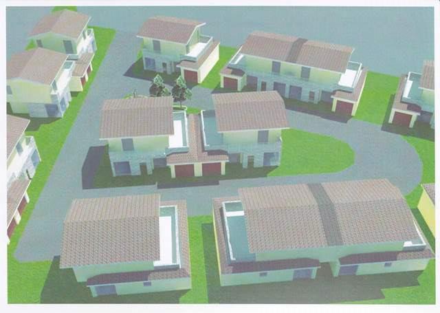 Aree edificabili Residenziali in centro paese. Zona di completamento residenziale adiacente a Crespi D'Adda patrimonio dell'Unesco. Ideale per la