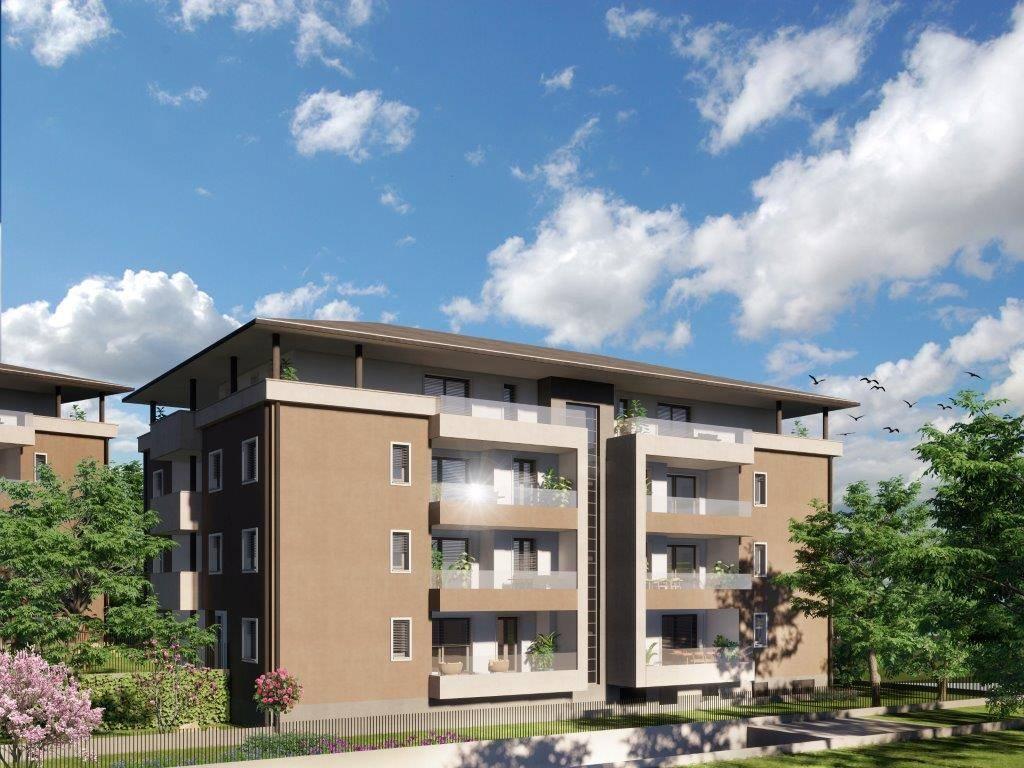 Appartamento in vendita a Melzo, 3 locali, zona Località: STAZIONE, Trattative riservate   PortaleAgenzieImmobiliari.it