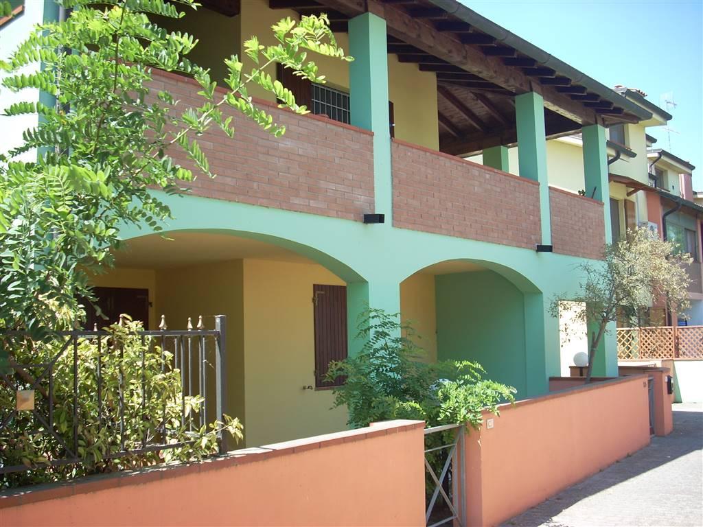 Villa a schiera, Comacchio, in nuova costruzione