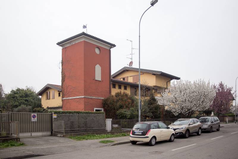 SANT'AGATA, CASSINA DE'PECCHI, Apartment for sale of 85 Sq. mt., Excellent Condition, Heating Individual heating system, Energetic class: F, Epi: 164,