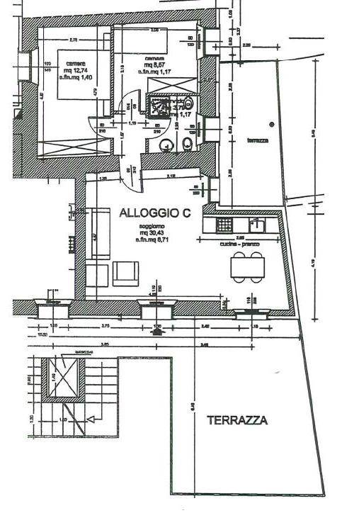 Trilocale, Frazioni: Plaino, Pagnacco, in ottime condizioni