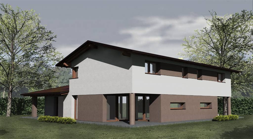 Bifamiliare, Pagnacco, in nuova costruzione