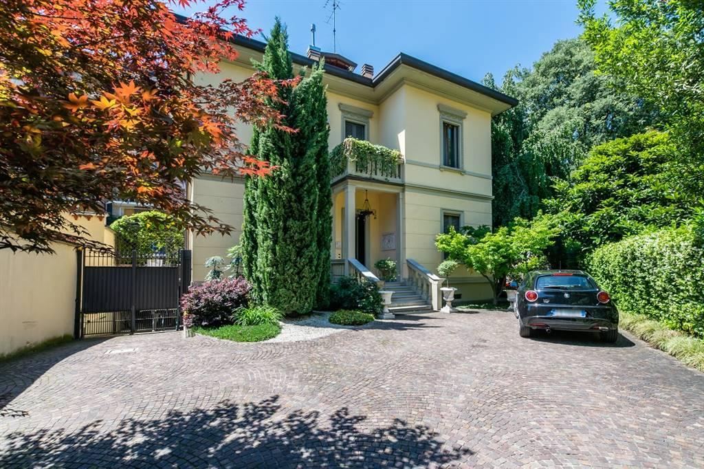 Villa in Via Quintino Sella 16, Centro Storico, San Gerardo, Libertà, Monza
