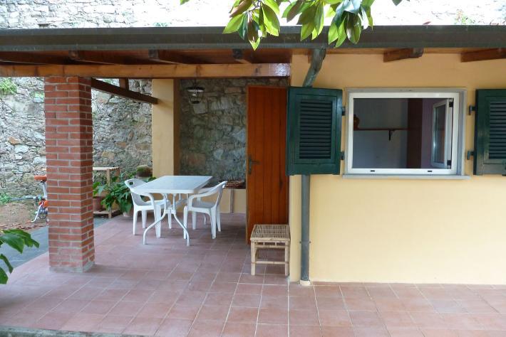 Casa singola, Lerici, ristrutturata