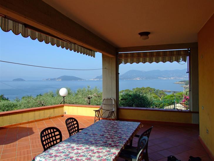 Villa in affitto a Lerici, 3 locali, zona aro, Trattative riservate | PortaleAgenzieImmobiliari.it