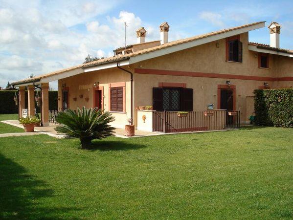Villa, Morena, Roma, in ottime condizioni