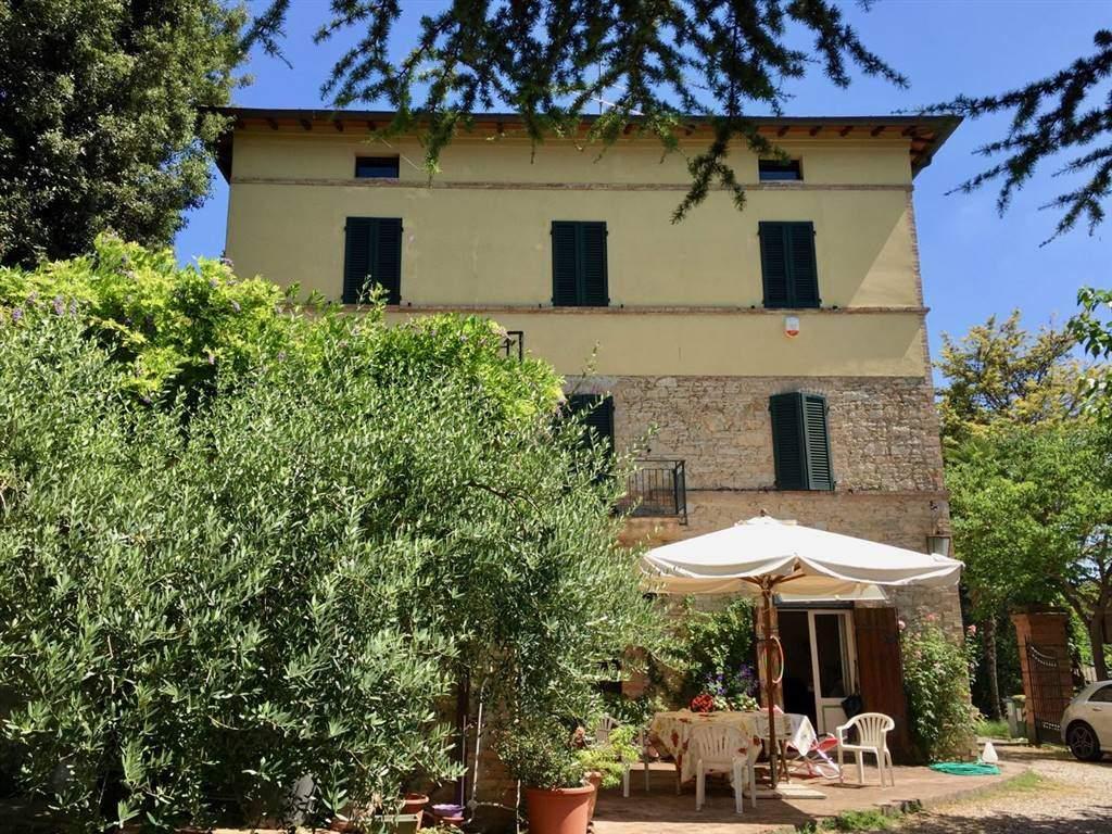 Villa, Perugia, ristrutturata