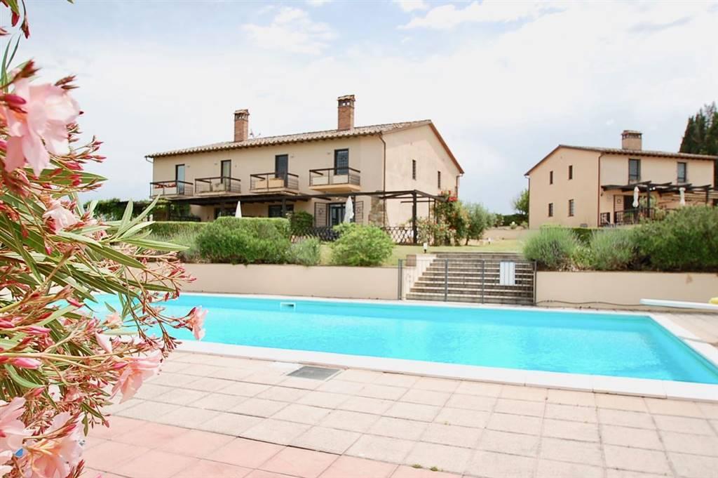 Casa semi indipendente, Collelungo, San Venanzo, in ottime condizioni